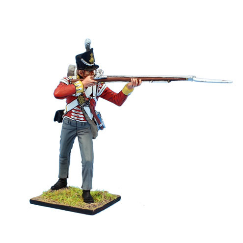 British 30th Regt of Foot Grenadier Standing Firing #2