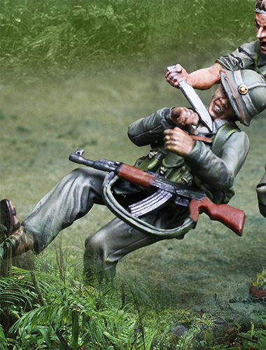 Vietcong Casualty