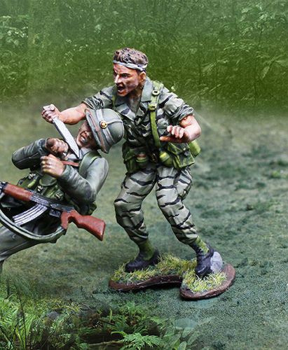 Vietnam LRRP Slicing
