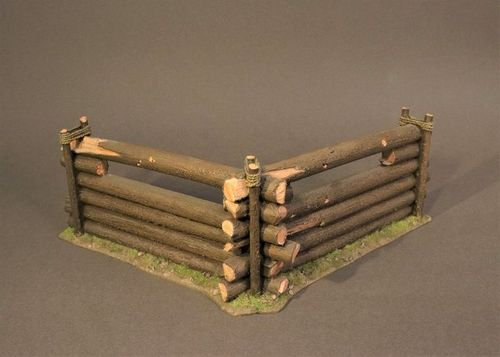 THE BATTLE OF SARATOGA 1777, REDOUBT (OUTWARD). (1pc)