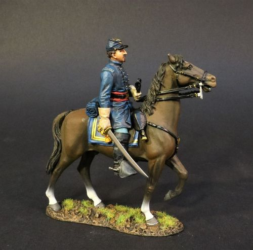 The 54th Regiment Massachusetts Volunteer Infantry. COLONEL ROBERT GOULD SHAW. (2 pcs)
