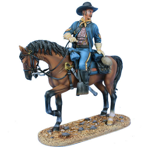 US Cavalry Sergeant Scout