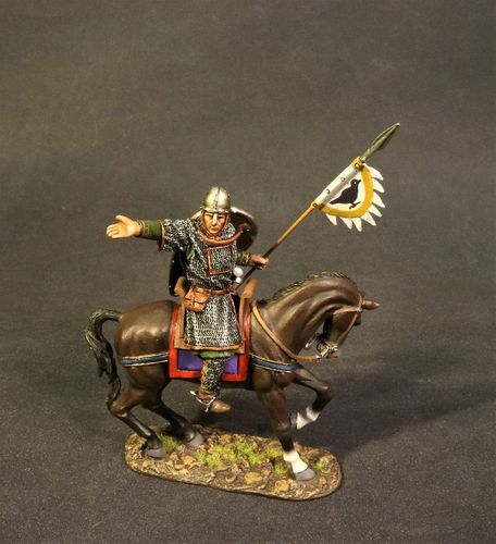 THE AGE OF ARTHUR,  THE NORMAN ARMY, NORMAN KNIGHT (2 pcs)
