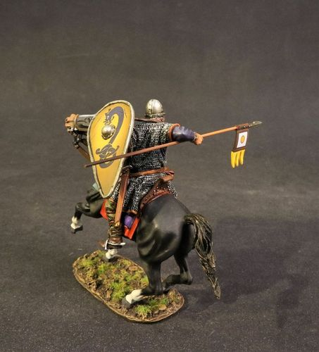 THE NORMAN ARMY, NORMAN KNIGHT (3 pcs)